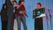 Arne Løland får overrakt kulturprisen 2011