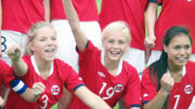 Amalie og landslaget