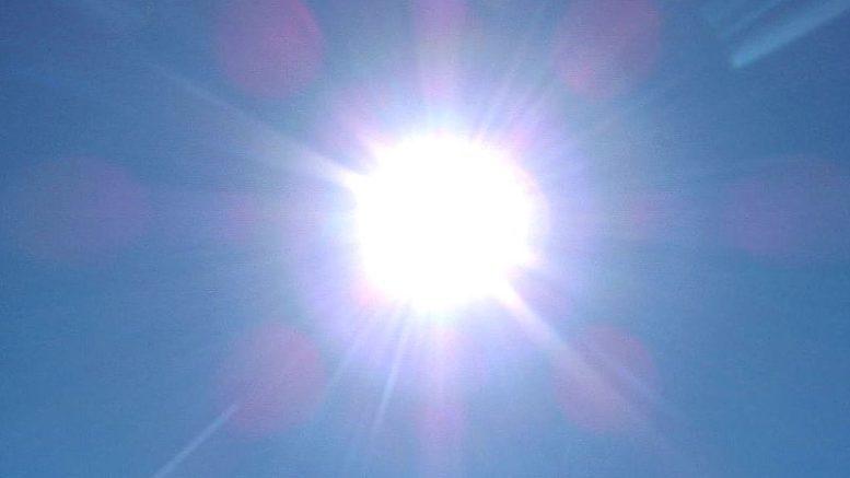 Sommer sol