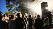 Konsert om kvelden - Gummibåtfestivalen 2012