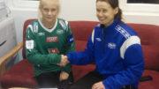 Amalie Snøløs signerer for Amazon Grimstad FK