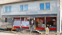 Nærbutikken fasade