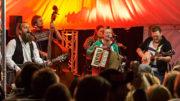 SUSIE & THE SPUDS: Det lillesandsbaserte bandet Susie & the Spuds spiller på Fjordbrøl Festival første helga i juli. PRESSEFOTO.